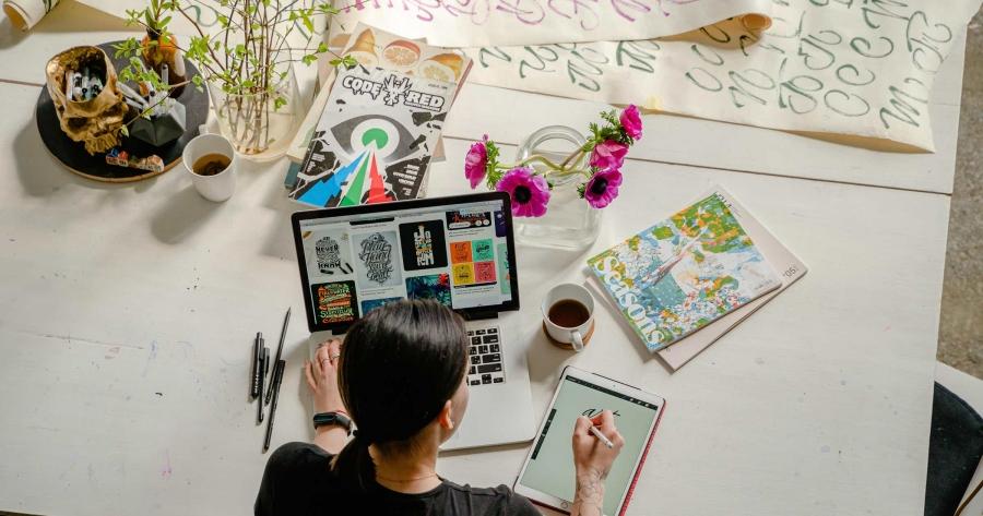 Prijavi se za besplatnu obuku za grafički dizajn!