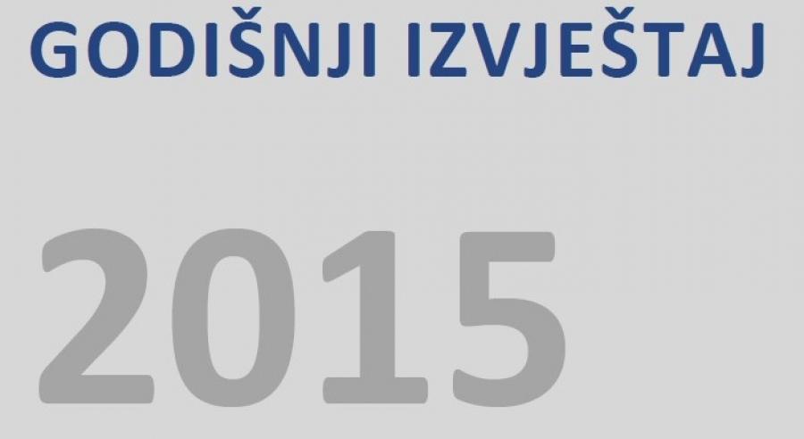 Godišnji izvještaj 2015