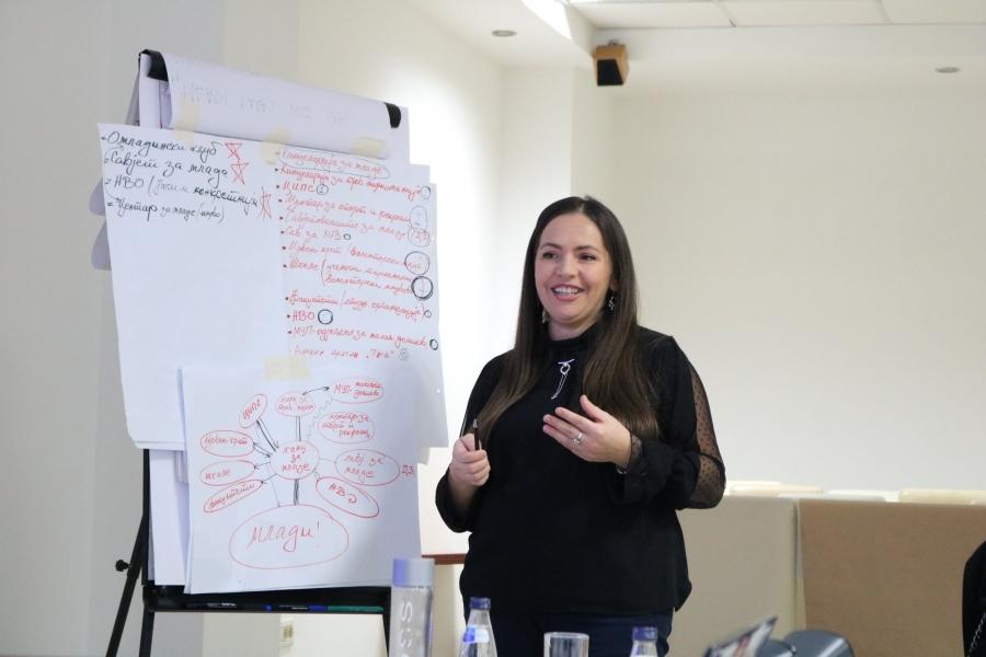 Kreativan i inovativan pristup u radu sa mladima