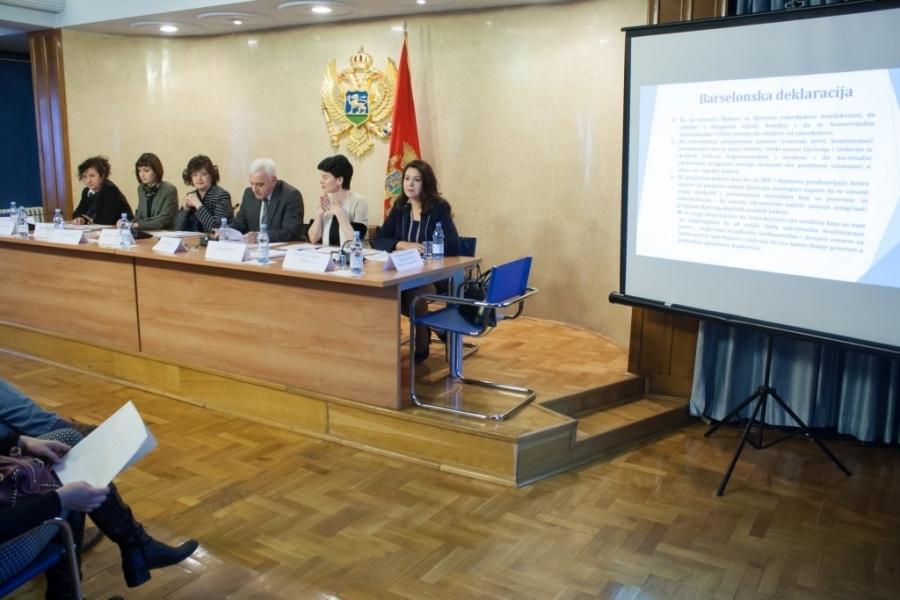 U Skupštini Crne Gore održana konferencija povodom obilježavanja Međunarodnog dana ljudskih prava