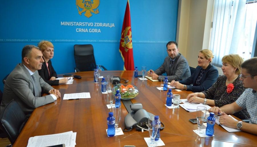 Crna Gora najbolji primjer u regionu u borbi protiv HIV/AIDS-a