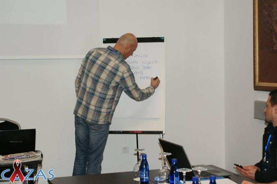 Trening o pisanju i upravljanju projektima
